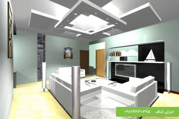 کناف سقف (2)