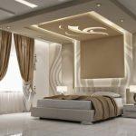 طرح سقف کاذب اتاق خواب