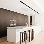طرح سقف کاذب برای آشپزخانه