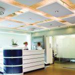 طرح سقف کاذب کناف دفتر کار