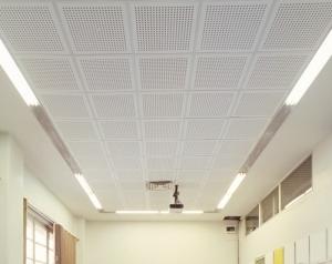 سقف های کاذب مشبک کناف