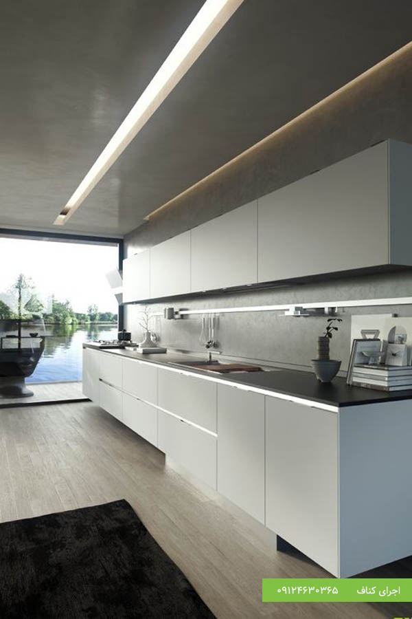 کناف سقف آشپزخانه،کناف سقف پذیرایی،طرح کناف اتاق خواب،طرح کناف دیوار