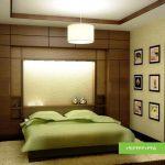 دکوراسیون اتاق خواب با نور مخفی