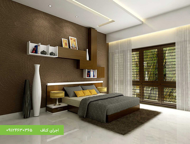 کناف سقف اتاق خواب،مدلهای سقف کاذب کناف اتاق خواب
