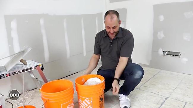 فیلم آموزش اجرای دیوار کناف