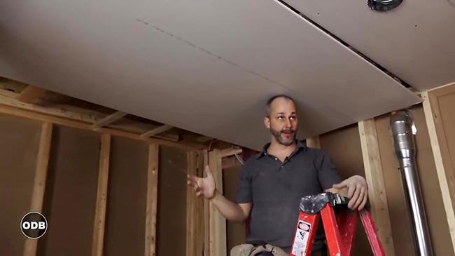 فیلم آموزش اجرای سقف کناف