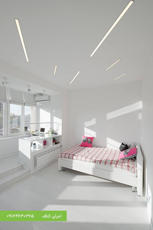 اجرای سقف کاذب کناف منزل