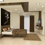 سقف کاذب اتاق خواب