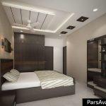 سقف کاذب کناف نورپردازی