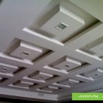 طرح سقف کاذب برای پذیرایی