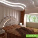 طرح سقف کاذب برای اتاق خواب