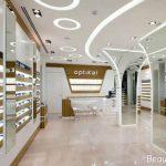طرح سقف کاذب فروشگاه