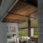 طرح سقف کاذب پذیرایی
