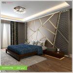 اجرای سقف کاذب کناف اتاق خواب