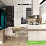 نمونه سقف کاذب مدرن آشپزخانه