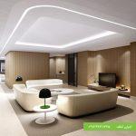 طرح خاص سقف کاذب با کناف