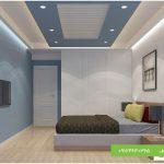 دکوراسیون اتاق خواب کودک با نور مخفی