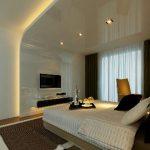 مدل کناف کاری اتاق خواب