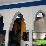 مدل سقف کاذب رستوران سنتی