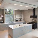 کناف کاری دکوراسیون آشپزخانه مدرن