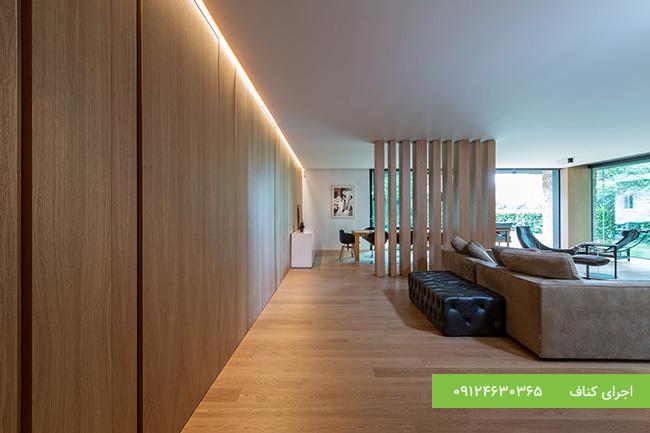 اجرای سقف کاذب برای منزل مسکونی