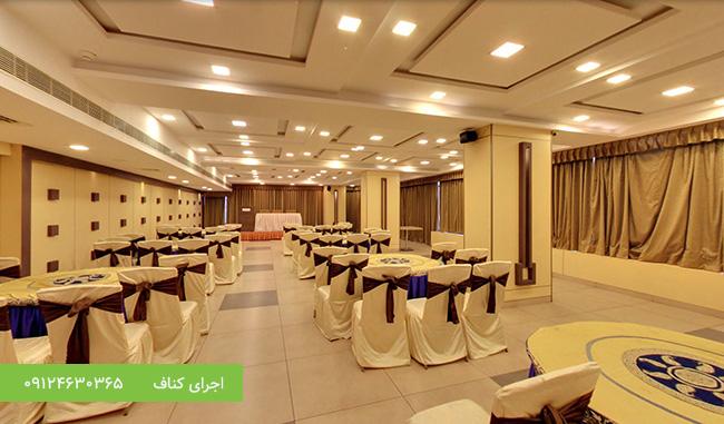 سقف کاذب سالن تالار