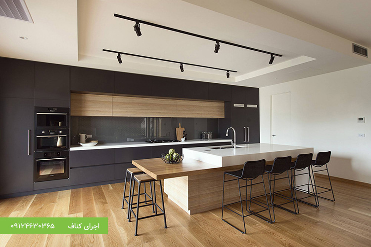 سقف کاذب آشپزخانه