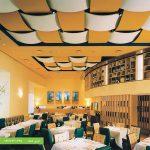 سقف کاذب رستوران