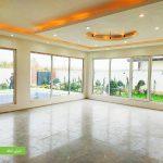 سقف دکوراتیو ساده برای پذیرایی منزل