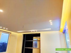 اجرای سقف کاذب مدرن برای ویلا