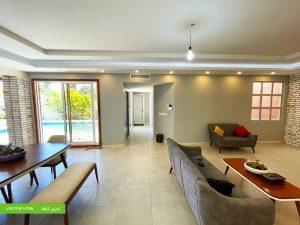 نمونه اجرای سقف کاذب کناف برای منزل